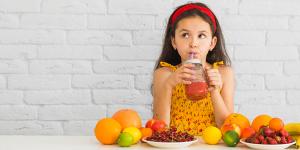 Cuidados na Alimentação das Crianças no Verão